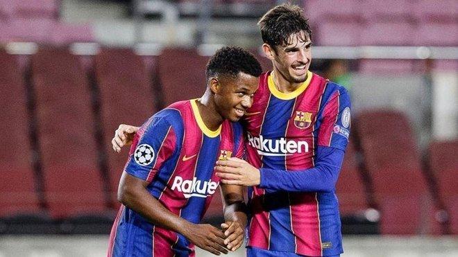 El Barça demandará al 'Abc' por racismo contra Ansu Fati