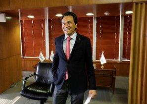 El exdirector de la petrolera afronta cargos por la presunta compra fraudulenta que Pemex hizo de una planta de fertilizantes.