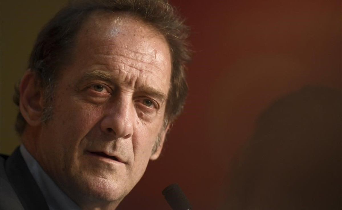 El actor Vincent Lindon.