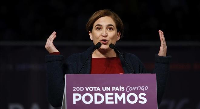 """Ada Colau, en la diana por pedir que Madrid sea """"aliada de Catalunya"""""""