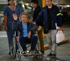 Fujimori, hospitalitzat al conèixer la nul·litat del seu indult