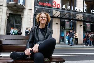 Julia Solomonoff ,cineasta argentina que participa en el festival de cine independiente de este ano.