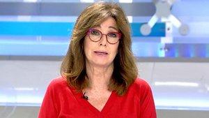 """Ana Rosa critica la gestión del Gobierno ante la falta de material sanitario: """"Algo no se está haciendo bien"""""""
