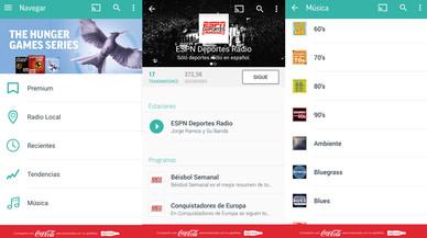 Las mejores aplicaciones de la semana: Tunein Radio y Toon Blast