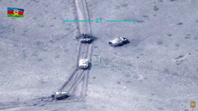 Armenia y Azerbaiyán continúan los combates en Nagorno Karabaj.