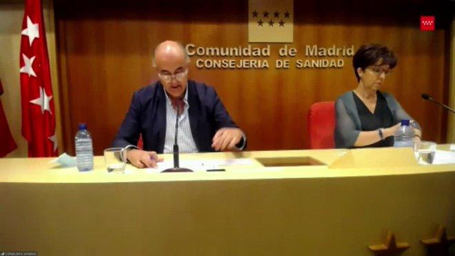 Ayuso deixa en l'aire els confinaments de Madrid anunciats pel seu conseller