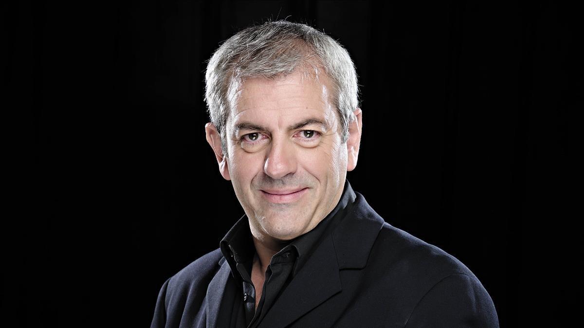 Carlos Sobera, pluriempleado en su nueva etapa con el grupo Mediaset.
