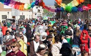 Carnaval del 2017 enParets del Vallès.