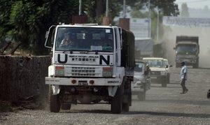 Los repetidos abusos sexuales cometidos por personal de la ONU, sobre todo cascos azules desplegados en países africanos, generaron en los últimos años un gran escándalo para la organización.