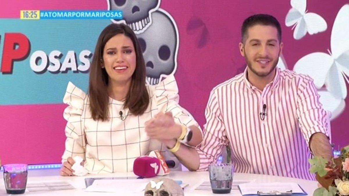 """Nuria y Nando despiden 'Cazamariposas' entre lágrimas: """"Nos lo habríamos esperado más en otros momentos"""""""