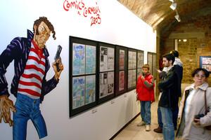Cornellá acoge este año la 34ª edición del tradicional Concurso de Cómics de la ciudad
