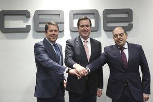 La CEOE acepta el ingreso de los autónomos de ATA