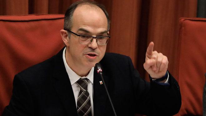 Turull demana «lleialtat» a JxCat i ERC per salvar la legislatura