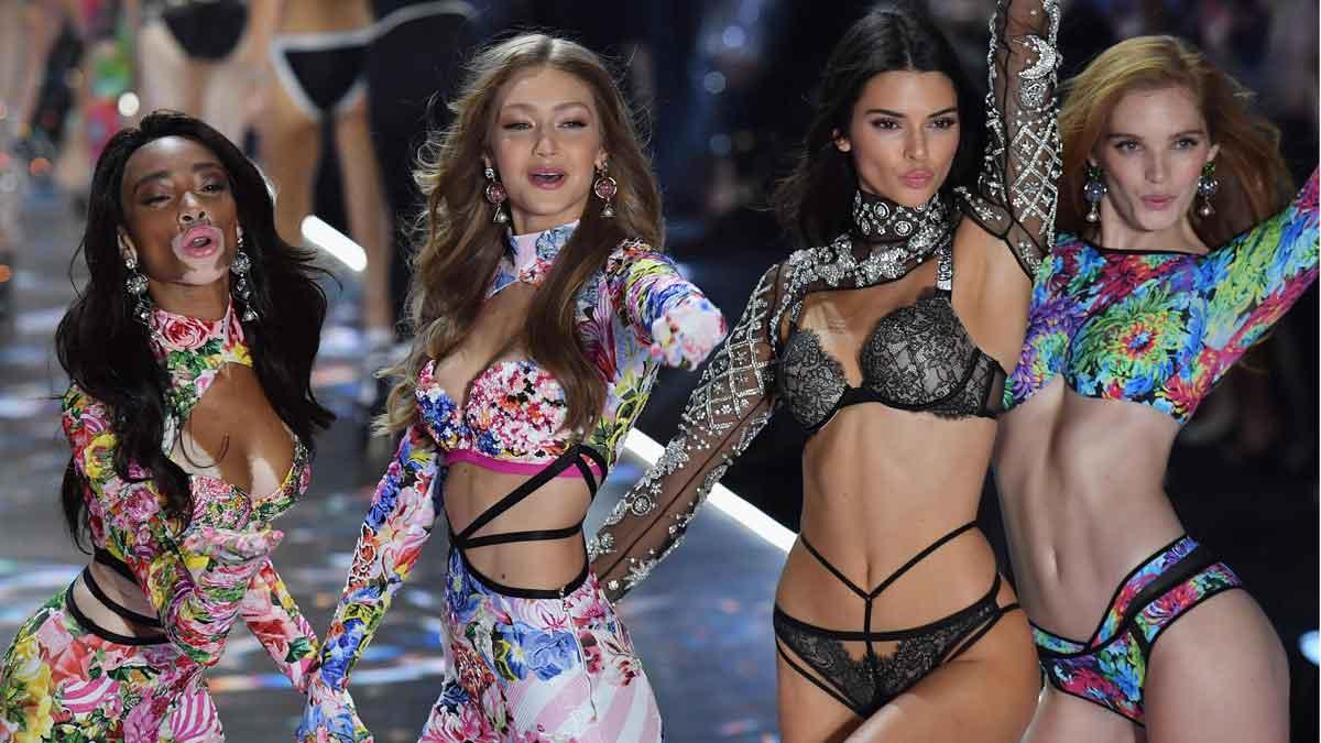 Desfile de Victoria Secret en Nueva York