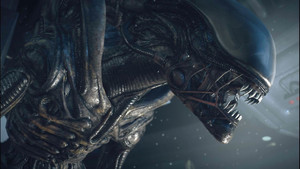 Detalle del legendario xenomorfo visto por primera vez en 'Alien, el octavo pasajero', de Ridley Scott, en 1979.