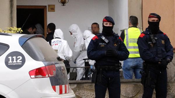 Detingut un home per l'assassinat de dos joves al pantà de Susqueda