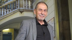 El dramaturgo catalán Josep Maria Benet i Jornet en una imagen del 2013