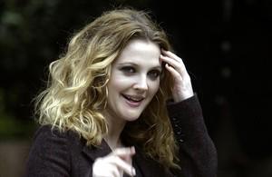 Una imagen de archivo de la actriz Drew Barrymore.
