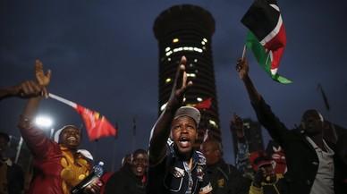 Kenyatta vence las elecciones en Kenia con el 54,47% de los votos