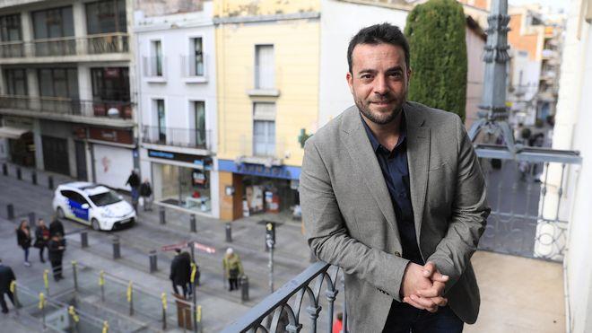 Entrevista a Álex Pastor, alcalde de Badalona.