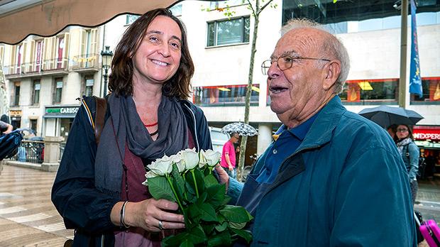 La arquitecta y ex regidora de Ciutat Vella, liderará la gran transformación de la Rambla.
