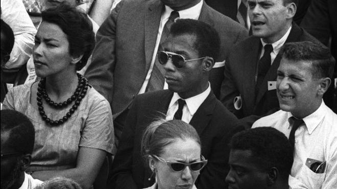 Los ojos de James Baldwin