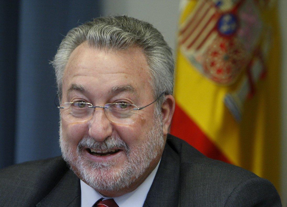 El exministro Bernat Soria, en una imagen de archivo.