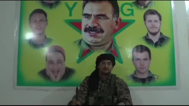 Samuel Prada León, alias Baran Galicia, murió en combates el pasado 10 de febrero, cuando luchaba en primera línea en contra de los ataques del Ejército turco