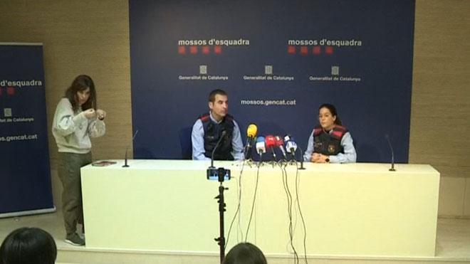 Detingut un fals advocat que va demanar 17.000 euros a una dona per defensar fill