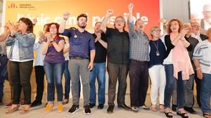 ERC demana el vot als cupaires per doblegar el colauisme