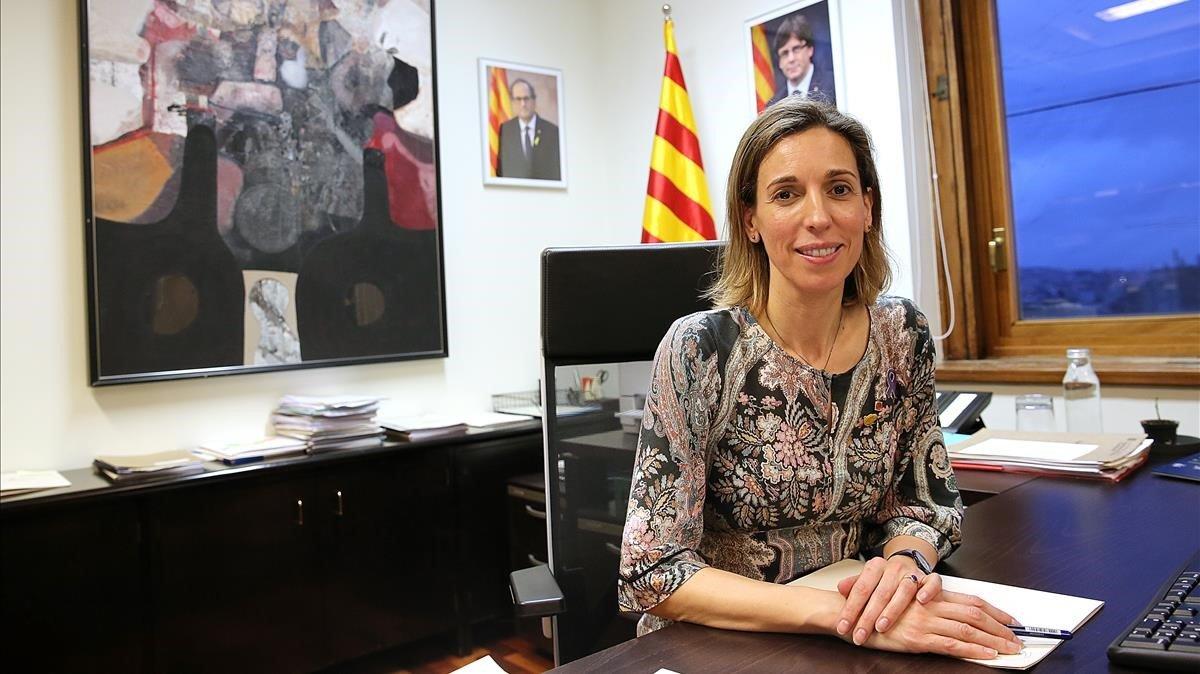 """Àngels Chacón: """"Hemos hecho una propuesta para que Nissan no deje Catalunya"""""""