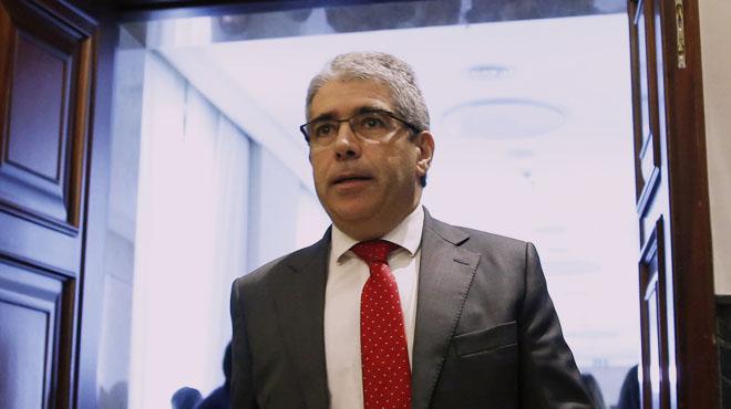 La Fiscalía del Tribunal Supremo pide 9 años de inhabilitación especial para Homs.