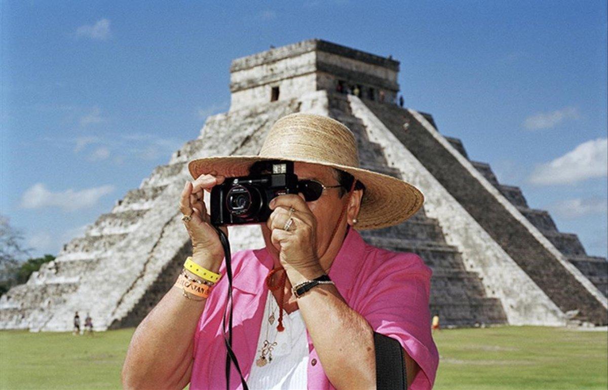 Chichen Itza, México. 2002.
