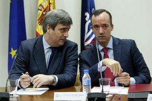 L'exnúmero dos d'Interior guarda silenci davant el jutge del 'cas Villarejo' sobre l'espionatge a Bárcenas