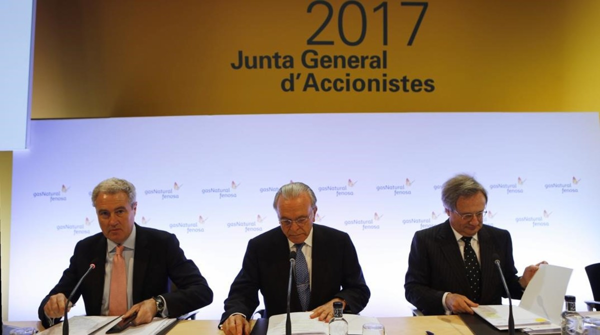 Gas Natural vende el 20% de la distribución de gas en España