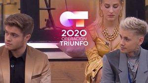 'OT 2020': la expulsión de Gèrard o Hugo, en el aire hasta conocer la fecha de la próxima gala