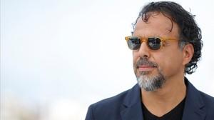 González Iñárritu, esta semana en Cannes, donde ha presentado la instalación de realidad virtual Carne y arena.