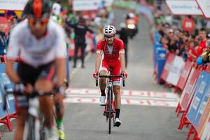 Jesús Herrada, del Cofidis, nou líder de la Vuelta