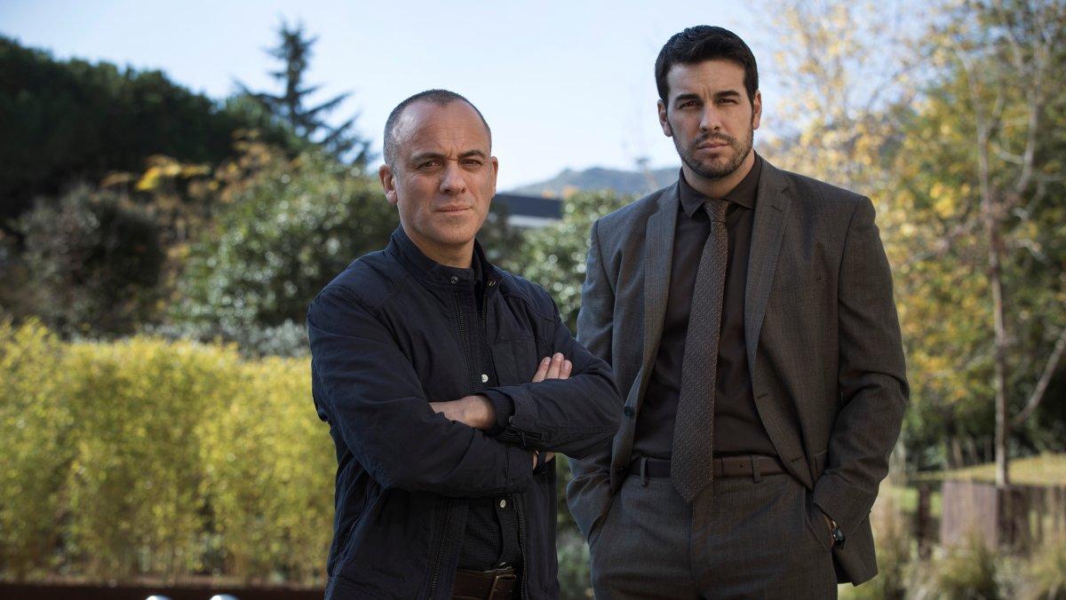 Netflix reuneix Javier Gutiérrez i Mario Casas
