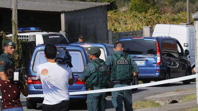 Un hombre, detenido por matar a su exmujer, a su exsuegra y excuñada en Pontevedra.