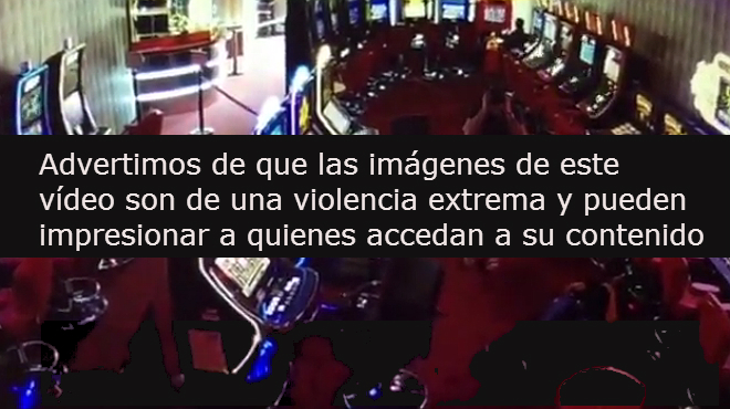 Vídeo: el fiscal reclama 15 anys per a un ludòpata que va disparar a boca de canó contra l'encarregat d'una sala de joc