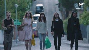Imagen de la serie 'Skam España'.
