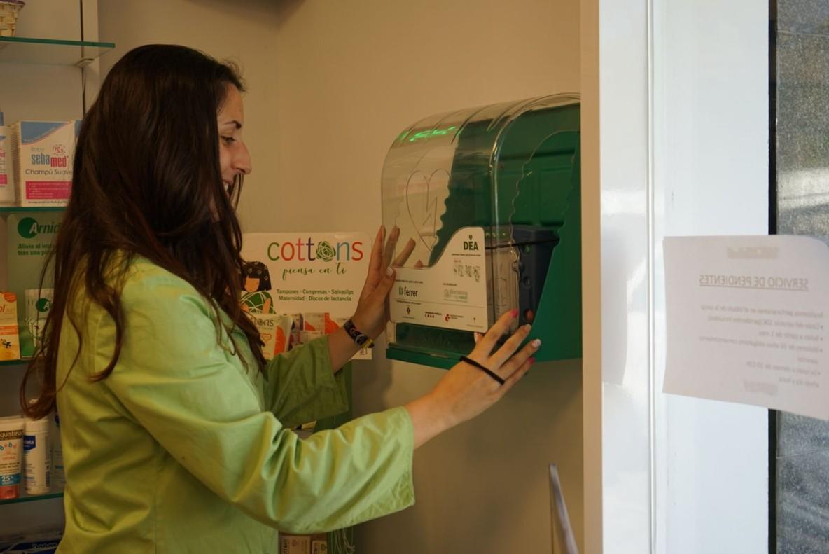 Una 'app' per localitzar desfibril·ladors a Catalunya