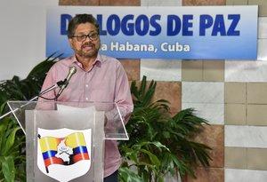 Márquez instó a que los integrantes del movimiento luchen por las reivindicaciones del pueblo.