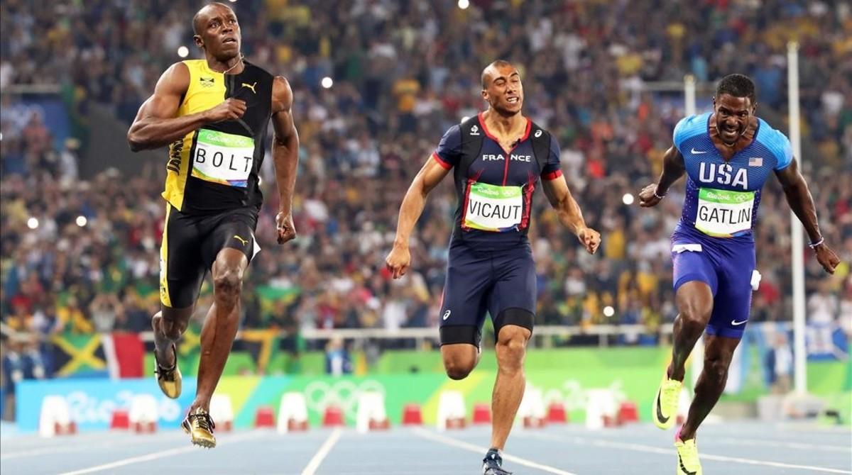 Bolt fa història per la via ràpida
