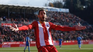 El Girona se situa en posicions europees