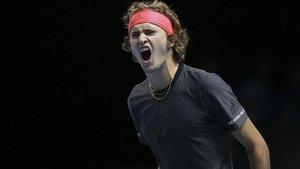 Djokovic-Anderson i Federer-Zverev, semifinals en el Masters