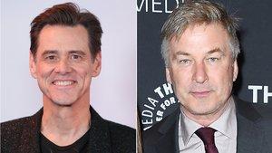 Jim Carrey y Alec Baldwin serán Biden y Trump en 'Saturday Night Live'.