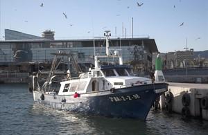 Imagen de archivo del pesquero que ha naufragado.