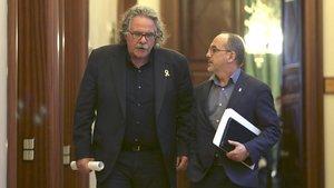 ERC y PDECat negociarán el Presupuesto si hay avances en Catalunya